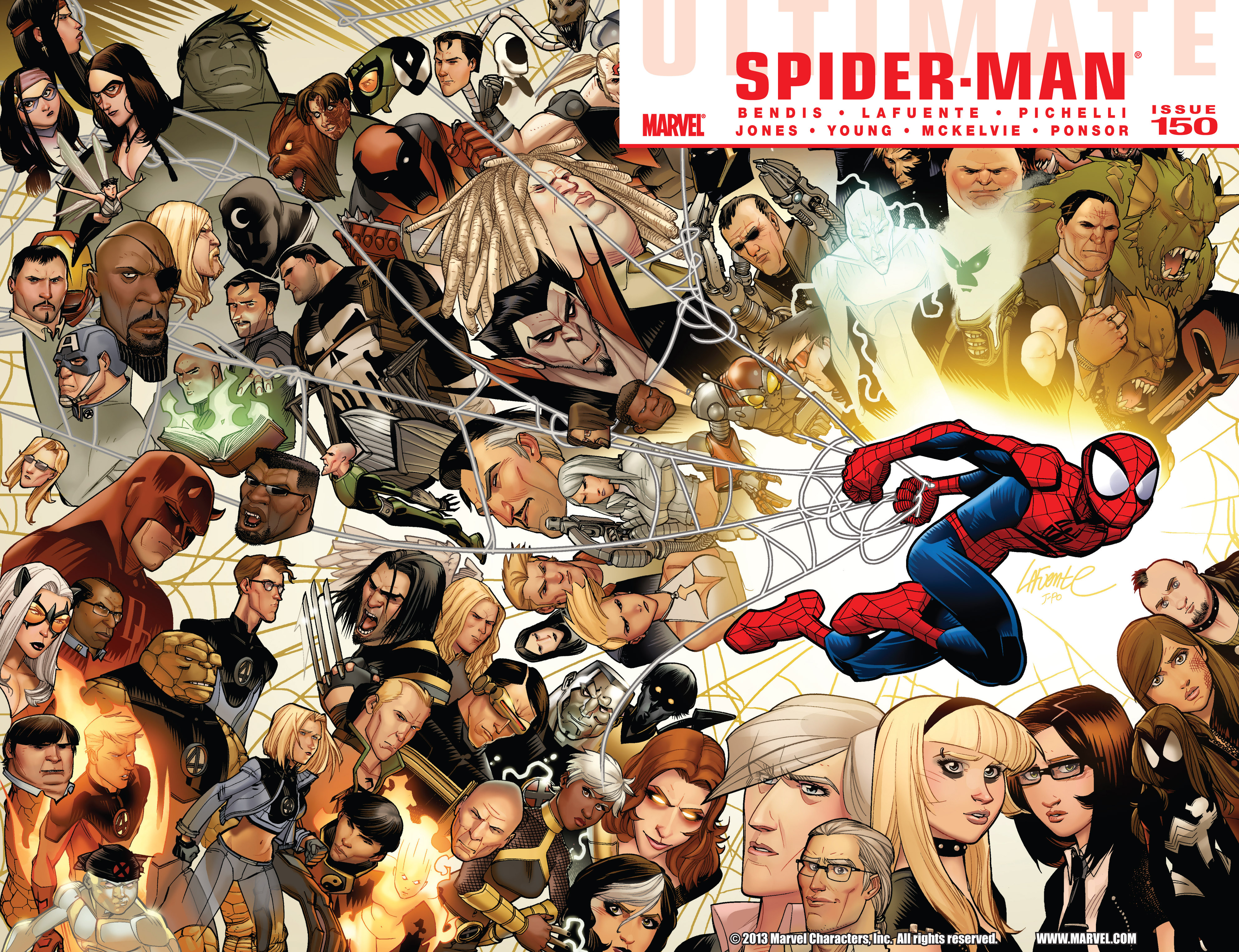 Read online Ultimate Spider-Man (2009) comic -  Issue #150 - 2