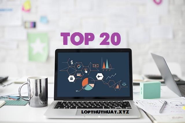 TOP 20 GIANTS