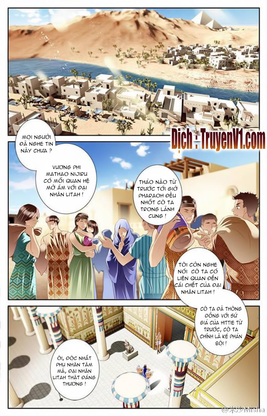Sủng Phi Của Pharaoh Chap 30