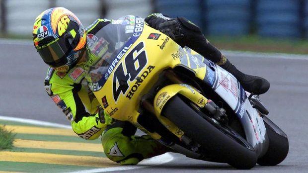 Jelang MotoGP 2019 Podium Argentina Jadi Perayaan 23 Tahun Debur Rossi 2019