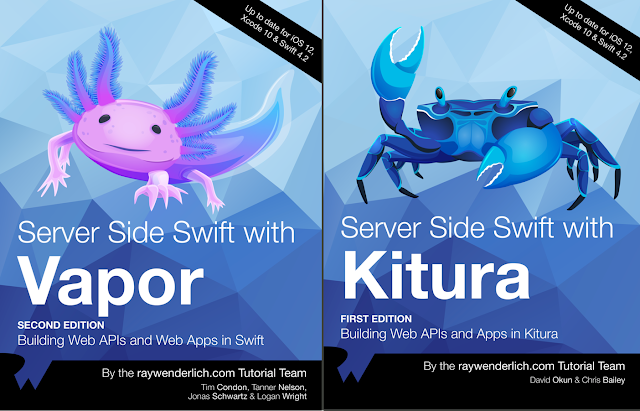 Server Side Swift Bundle Ray Wenderlich