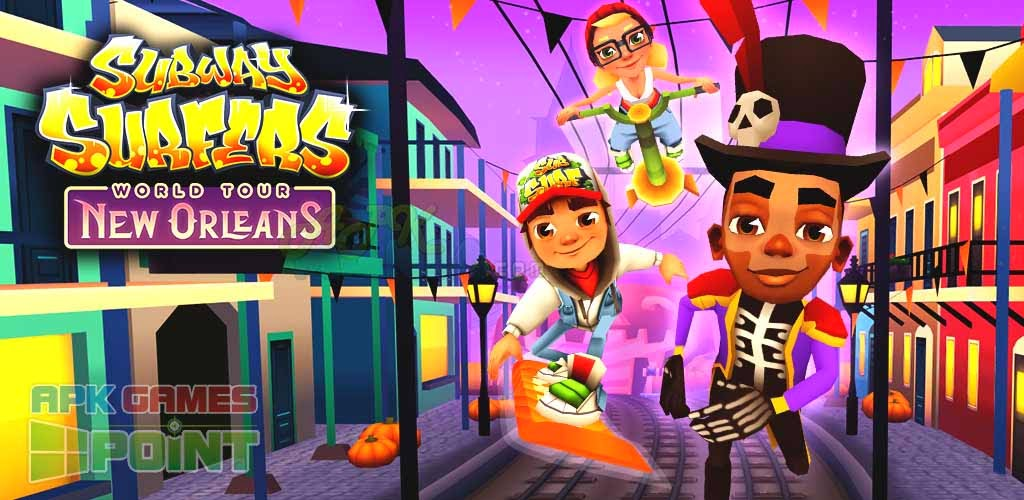 download game subway surfers mod apk paris