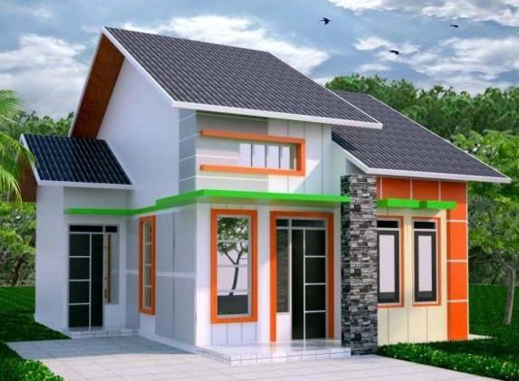 pengertian dan contoh rumah minimalis