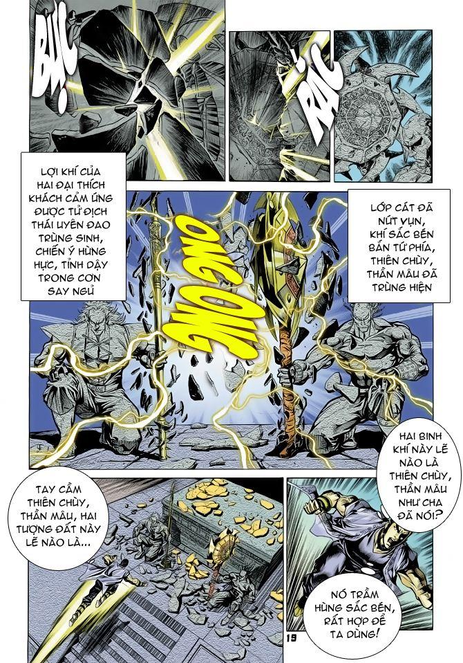 Đại Đường Uy Long chapter 53 trang 19