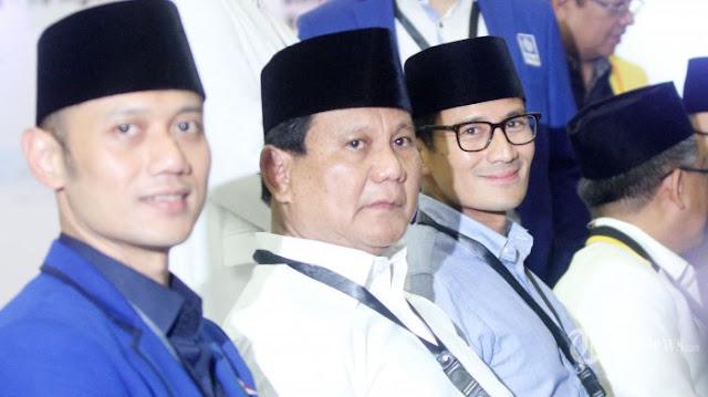 Andi Arief, Yudhoyono Dan Keteladanan Sandi Uno