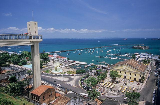 Salvador Bahia Brasil Destinos de Turismo