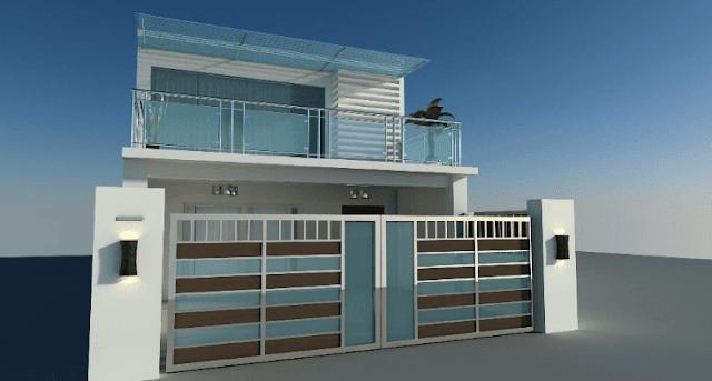 8600 Koleksi Contoh Gambar Rumah Idaman Sederhana HD Terbaru