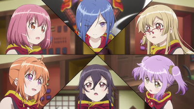 Release the Spyce Episode 03 Subtitle Indonesia