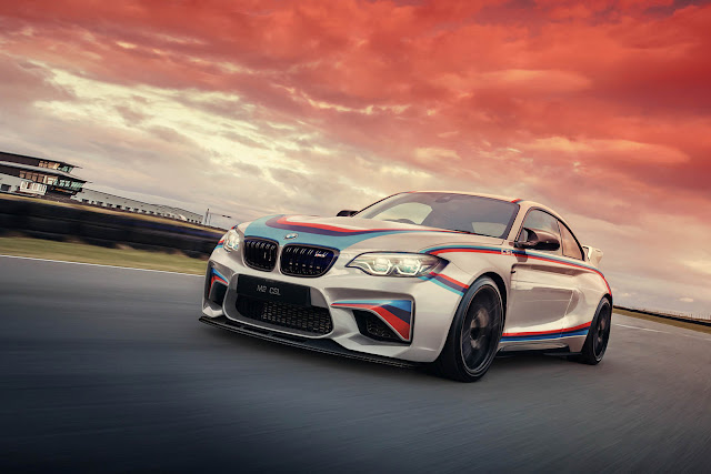 BMW M2 'CSL' Rendering Looks Absolutely Pornographic