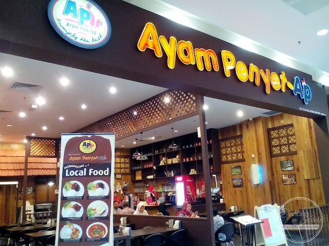 Restoran Ayam Penyet AP | Menu Ringkas Tapi Sedap !