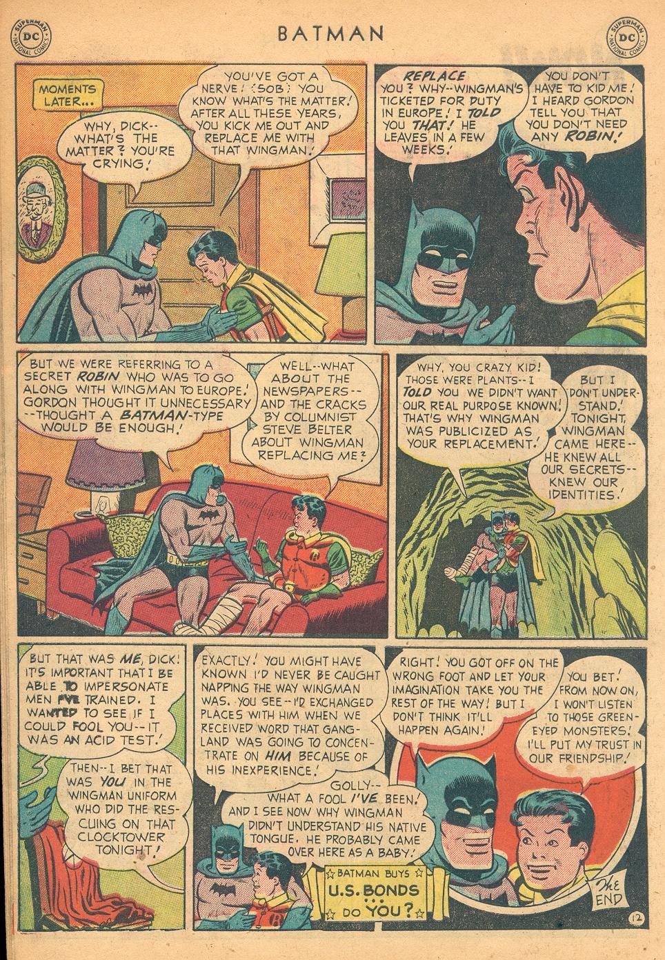 Read online Batman: The Black Casebook comic -  Issue # TPB - 29