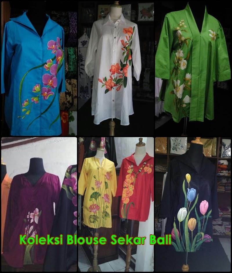 Mengenal Sentra Kerajinan Batik Lukis Dari Bali