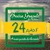 Prefeitura divulga programação do aniversário de Baixa Grande do Ribeiro