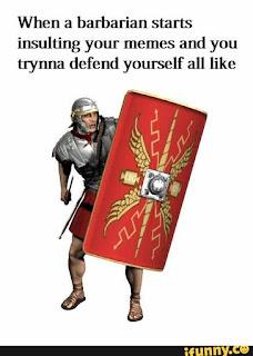 Funny Roman Meme