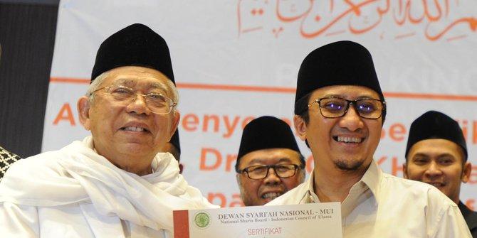 Ust Yusuf Mansur: Saya Nggak Diamplop, Cashless!