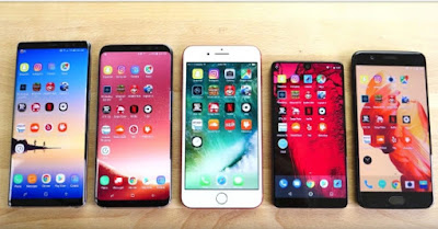 Which Smartphone Will Be Launces in 2018- Know The Details ~ Quick Support Me