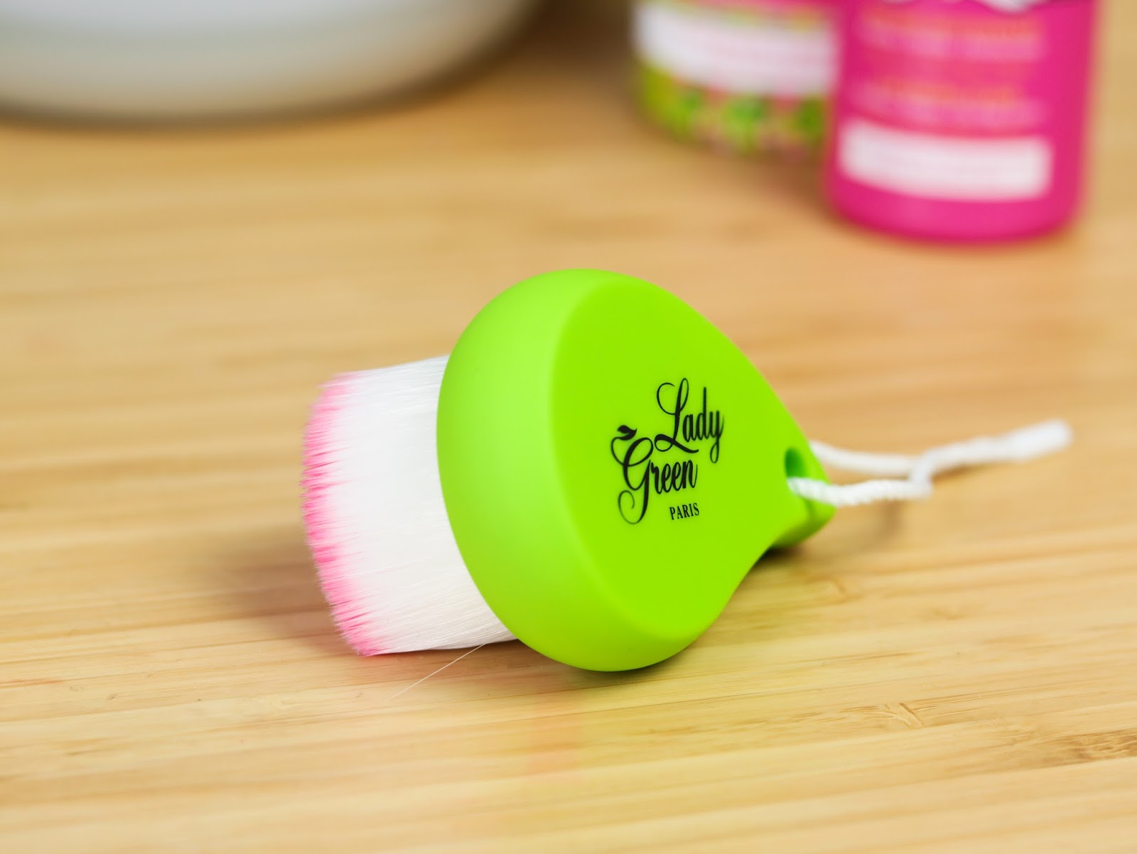 Les Brosses Cocooning Lady Green avis