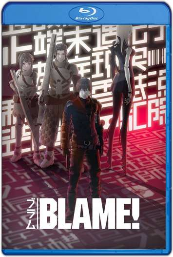 Blame! (2017) HD 1080p y 720p Latino