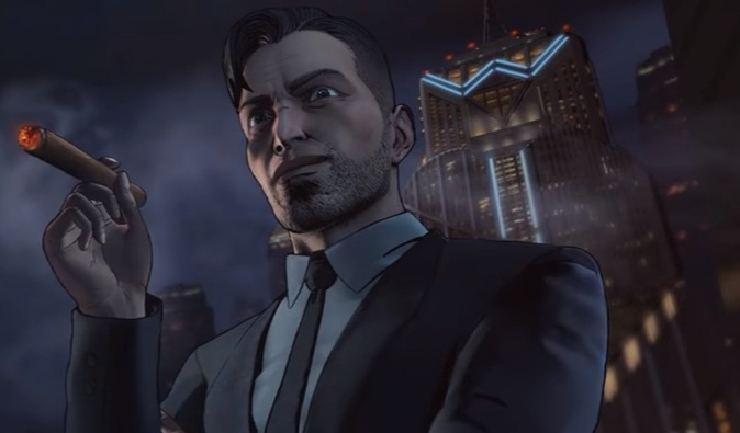 Batman Episode 3 gameplay