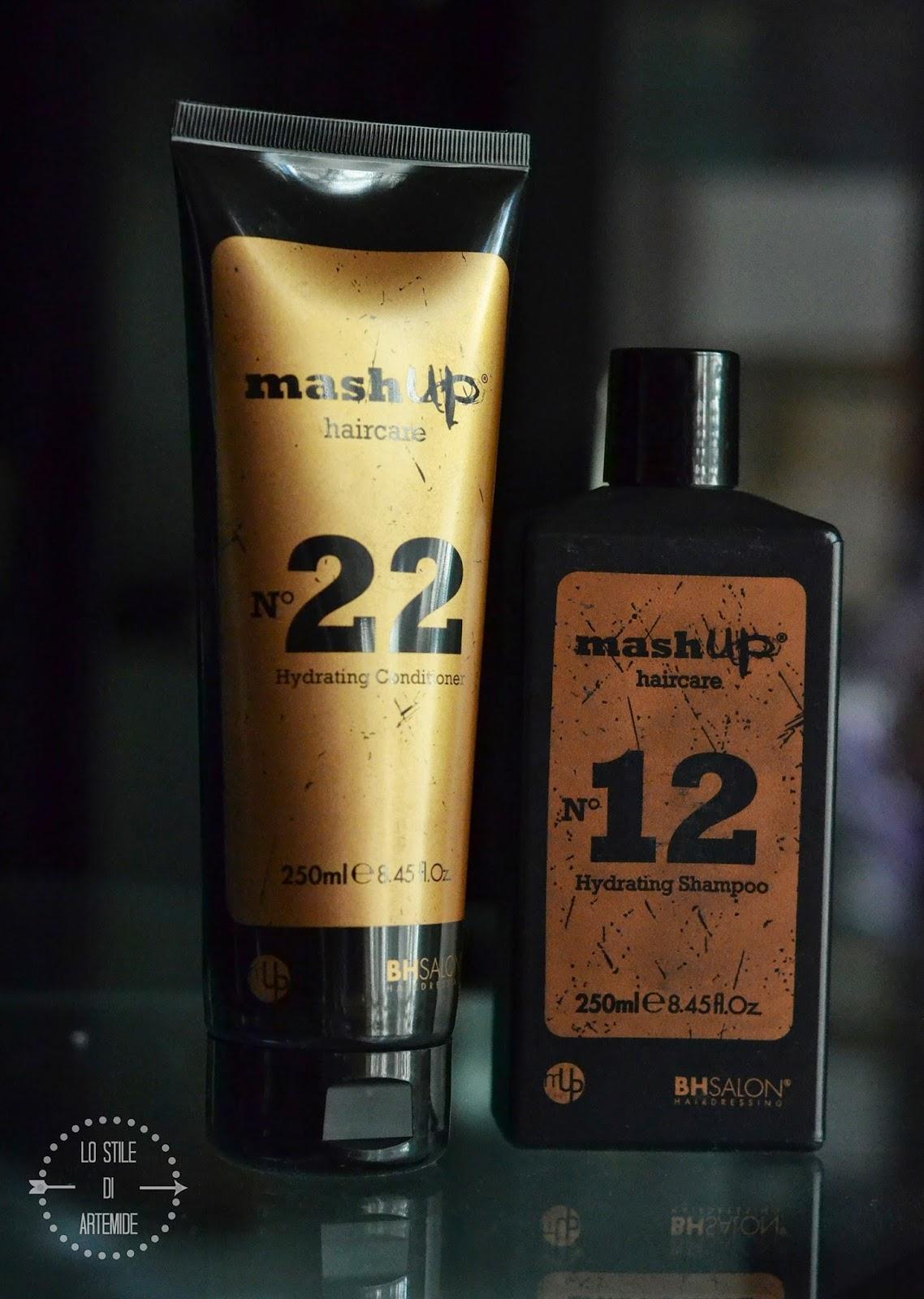 shampoo mashup hair care