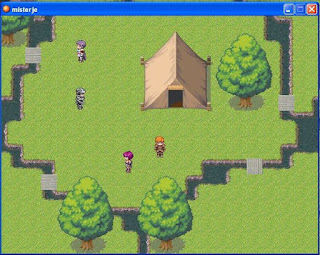 Menambahkan Beberapa Karakter Hero dalam Satu Map RPG Maker
