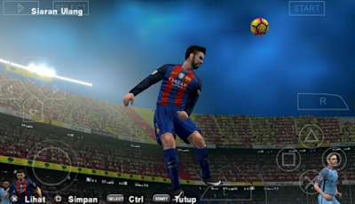 Download Games Pro Evolution Soccer 2018 Mod By Jogress PPSSPP Full Transfer