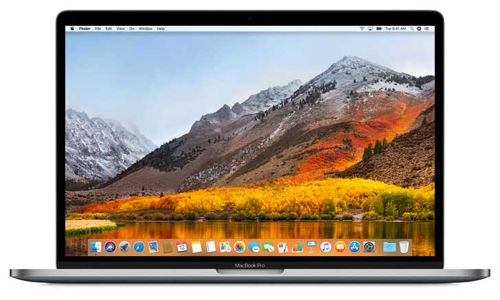 MacBook rentan terhadap serangan tingkat tinggi