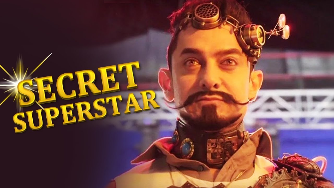 Secret Superstar Official Trailer - Aamir Khan and Zaira Wasim