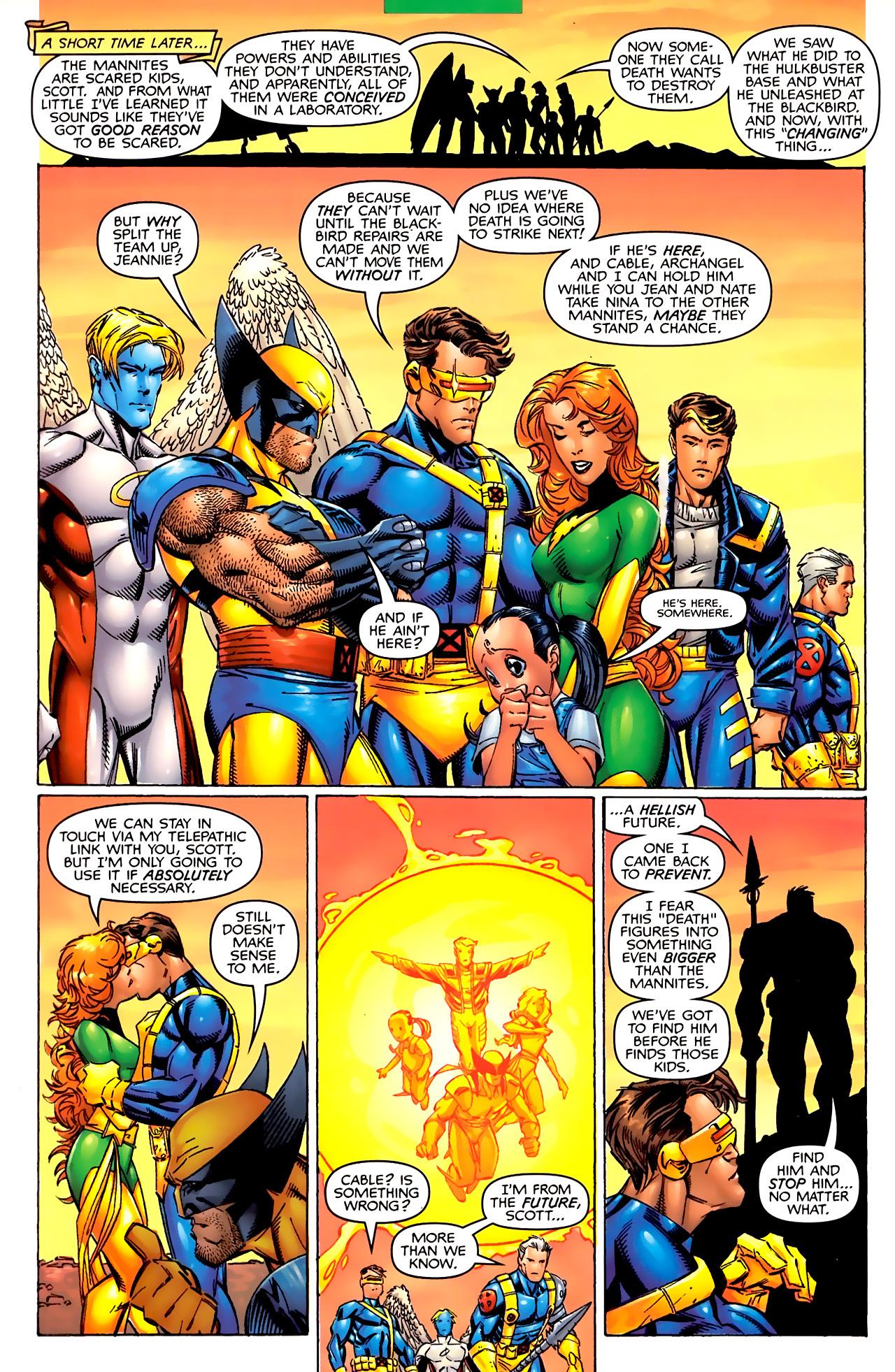 Read online Astonishing X-Men (1999) comic -  Issue #2 - 7