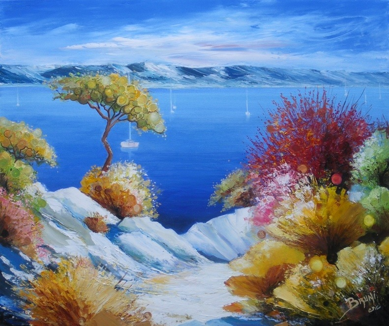 Pintura de Bruni Eric