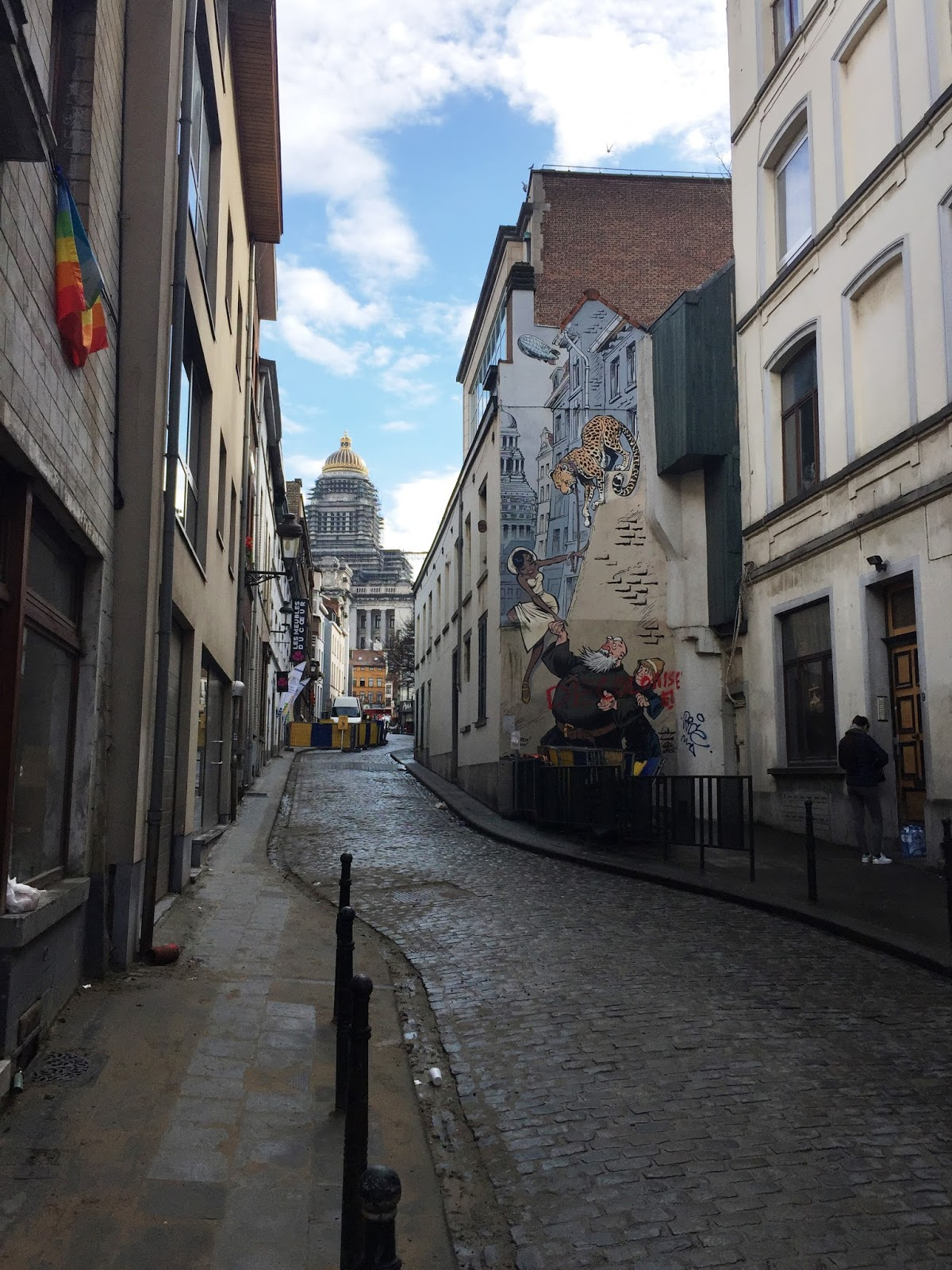 Musée Hergé Belgique Bruxelles Tintin Restaurant petit 20ème