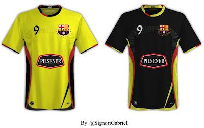 45f5b4cc6d Modelos de camisas de Barcelona por… – Diego Arcos