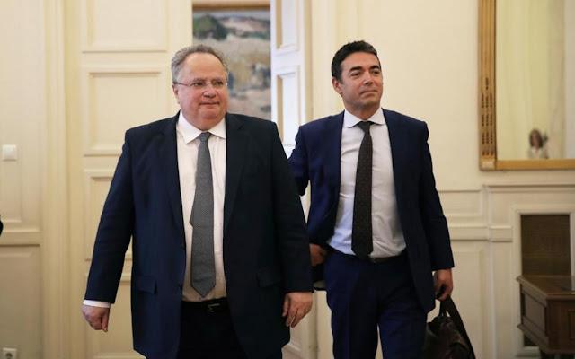 Σκοπιανό: Η ελληνική κυβέρνηση πνίγηκε στα λάθη της