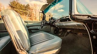 1959 Chevrolet Impala Convertible Dashboard