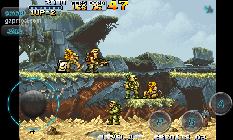 Download Metal Slug v1.0 Apk Without Emulator
