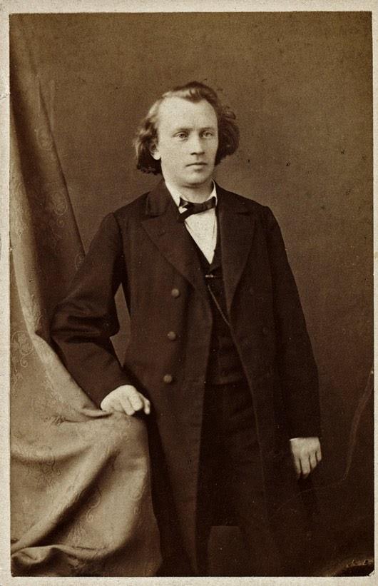 Brahms joven en Bremen
