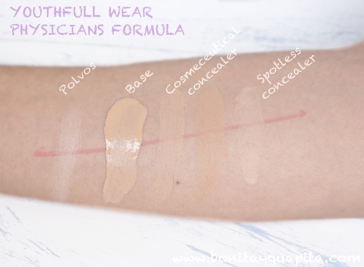 PHYSICIANS FORMULA YOUTHFUL WEAR