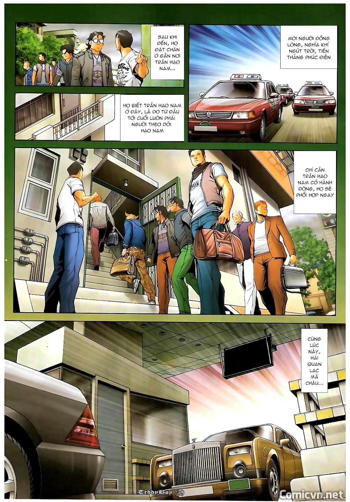 Người Trong Giang Hồ - Chapter 1216: Tráng Sĩ - Pic 24