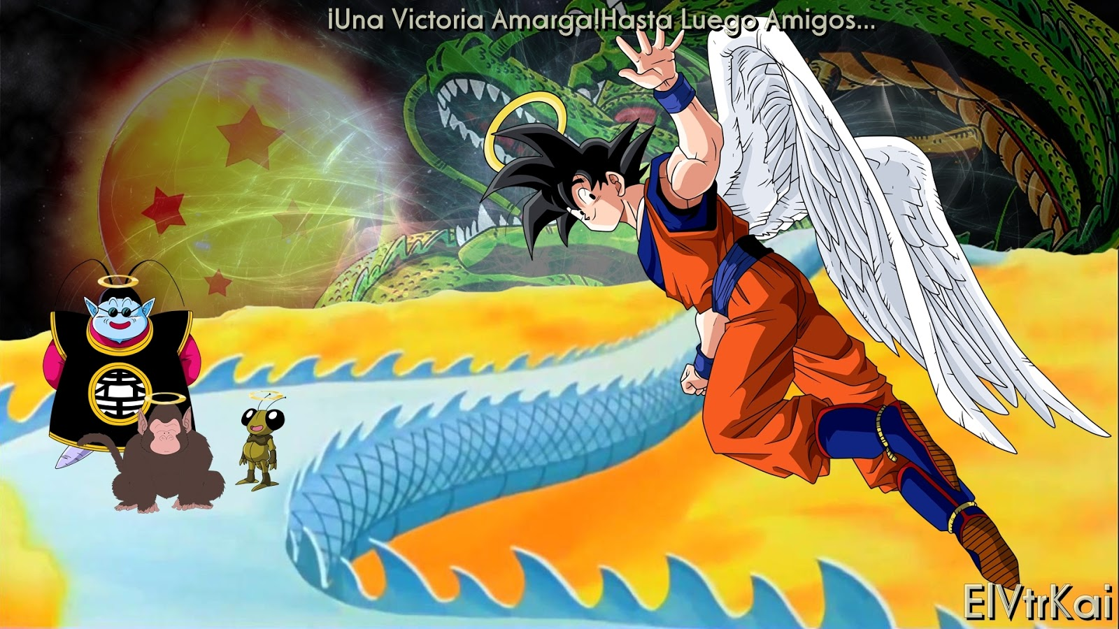 Dbz 3d Wallpapers Wallpapers De Dragon Ball Z Mundoanime