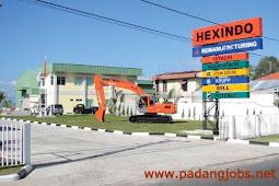 Lowongan Kerja Padang Desember 2017: PT. Hexindo Adiperkasa Tbk