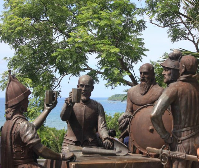 Blood Compact in Bohol Philippines