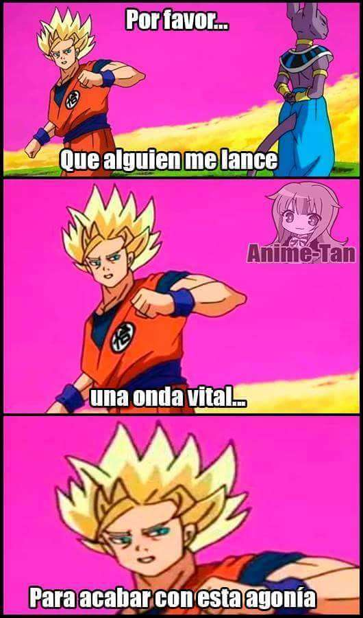Memes Episodio 5 Dragon Ball Super
