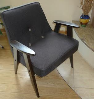 odnawianie fotelu 366 krok po kroku