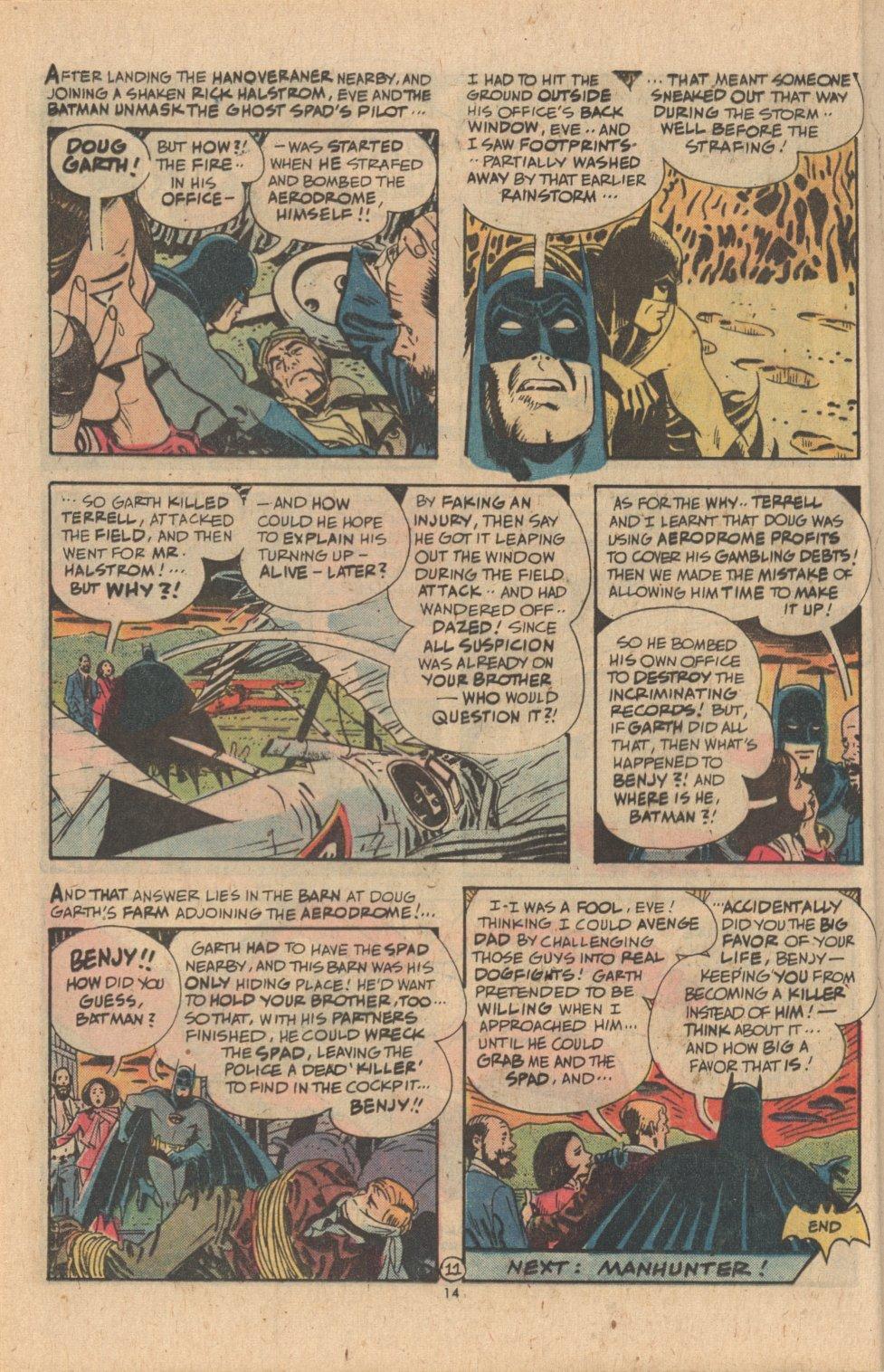 Detective Comics (1937) 442 Page 13