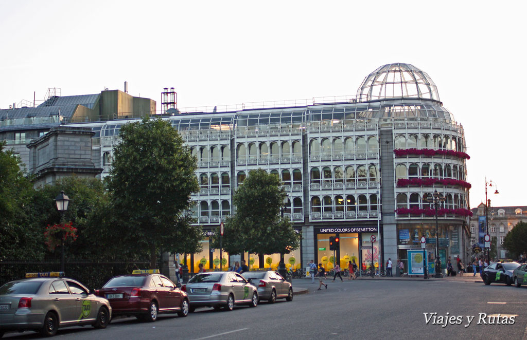 St. Stephen's Green Shopping Centre, Dublin