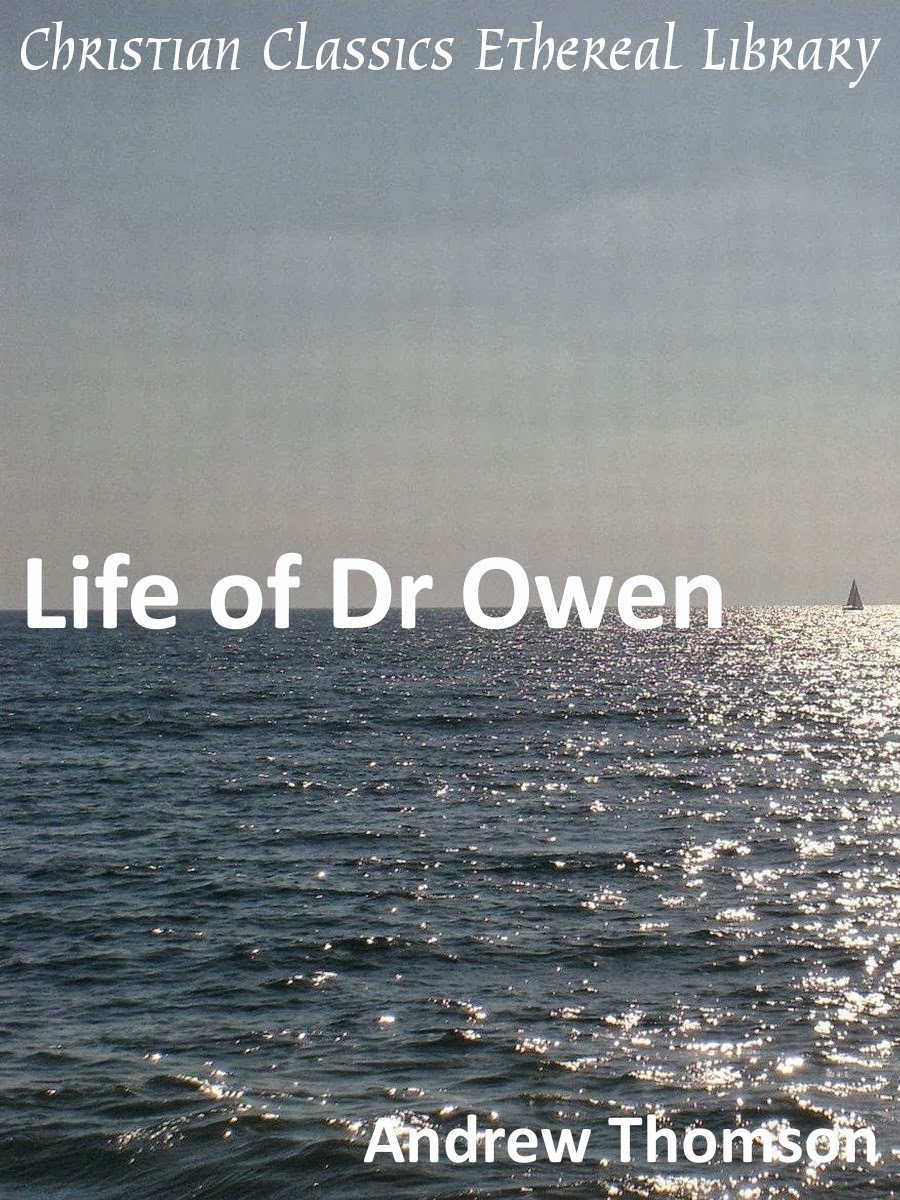 Andrew Thomson-Life Of Dr Owen-