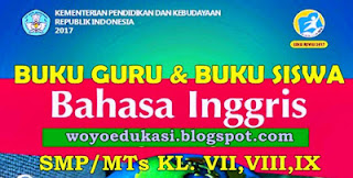 Download Perangkat Pembelajaran RPP KKM Silabus Promes KTSP Bahasa Inggris MTs/SMP Kelas 8