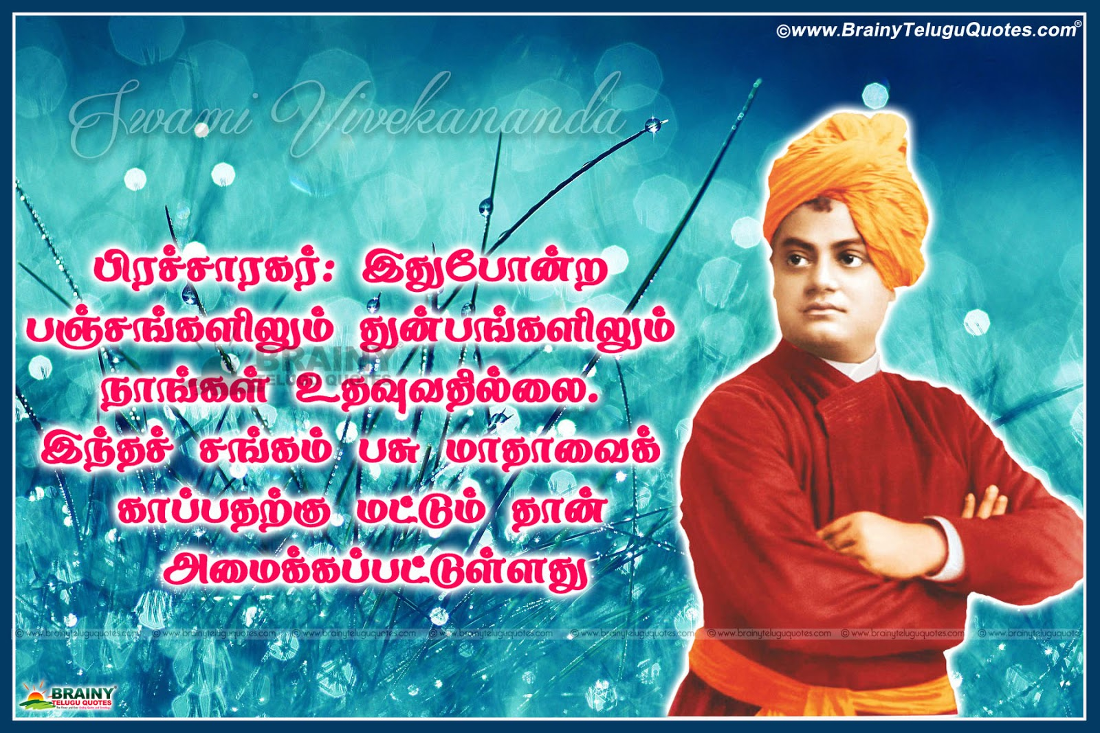 tamil awesome swami vivekananda golden words with hd