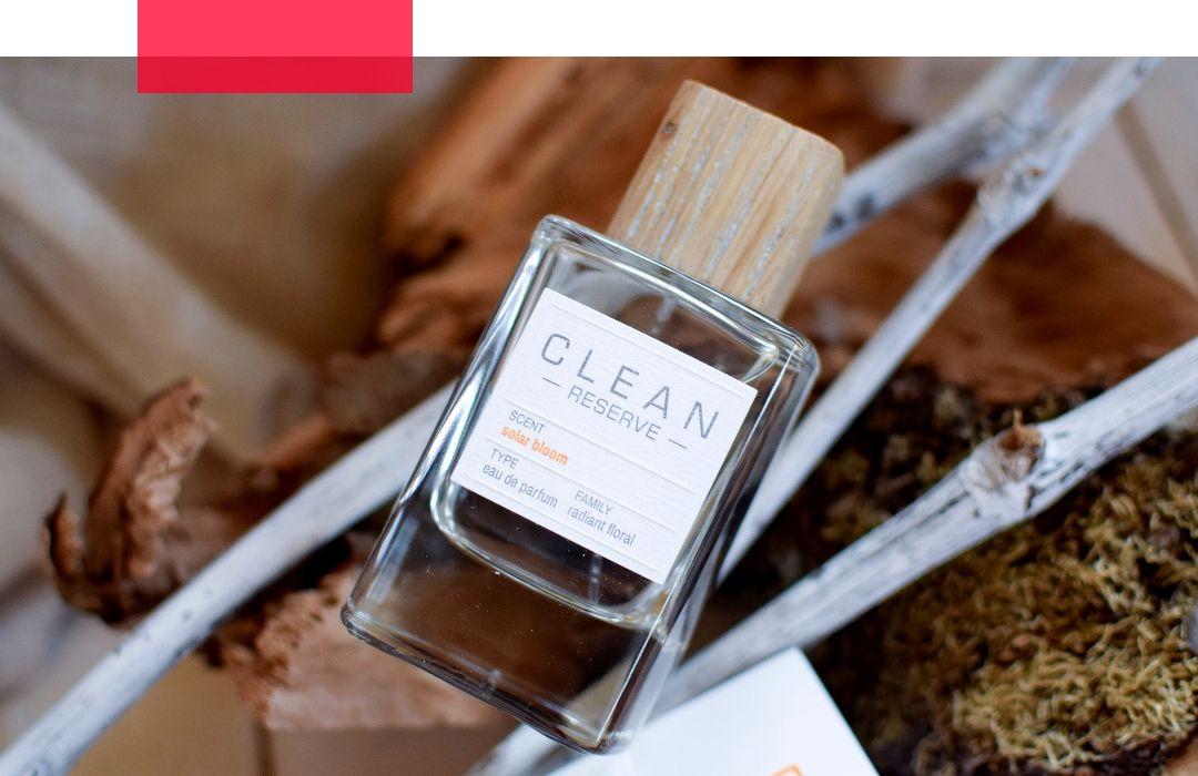Duft Layering mit Clean Parfum / Solar Bloom von Clean Reserve