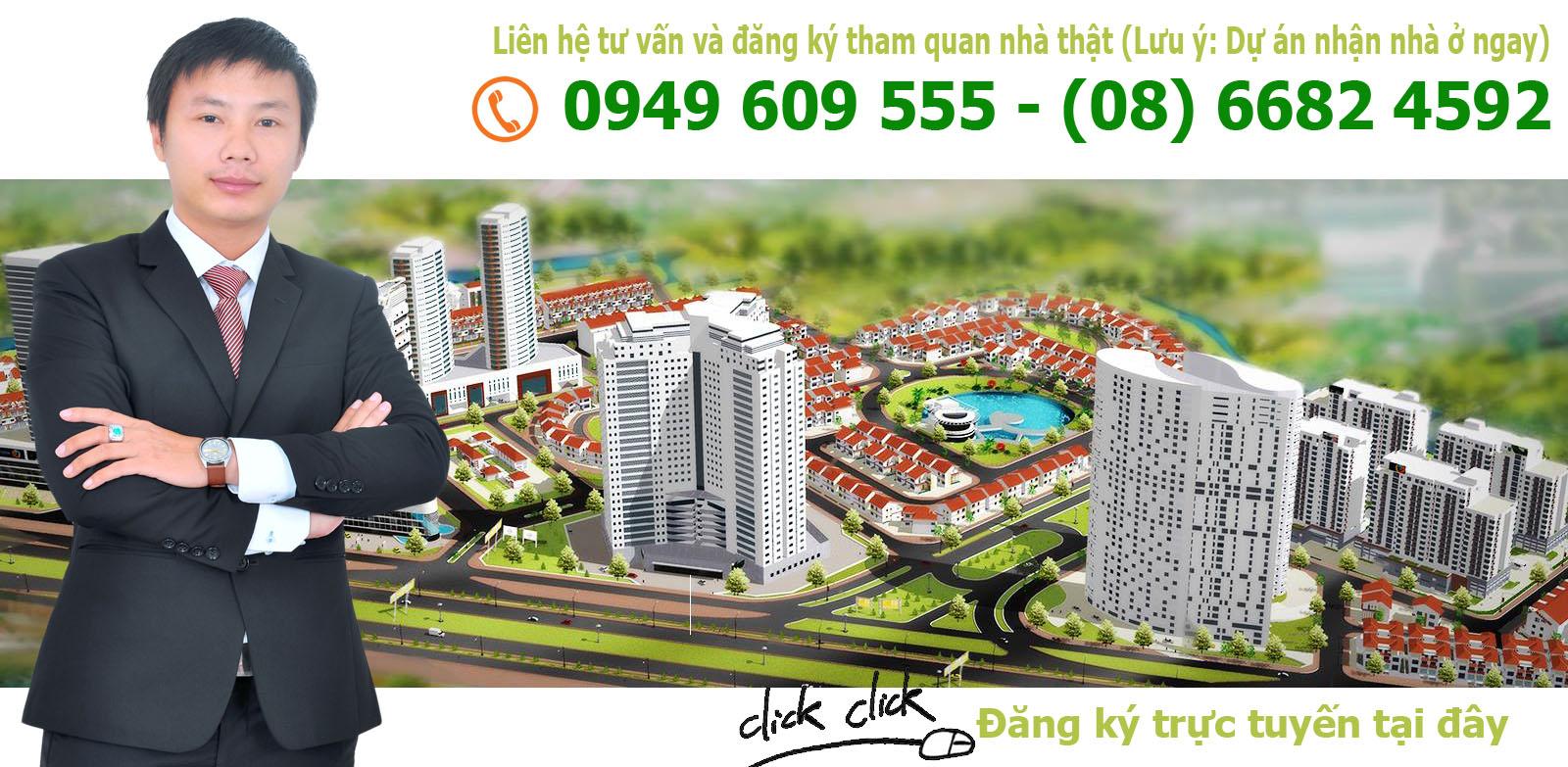 Happy City - Căn hộ Happy City | An cư lập nghiệp - Đầu tư sinh lợi